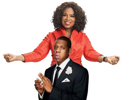 Oprah on Jay-Z: 'I Love Him'