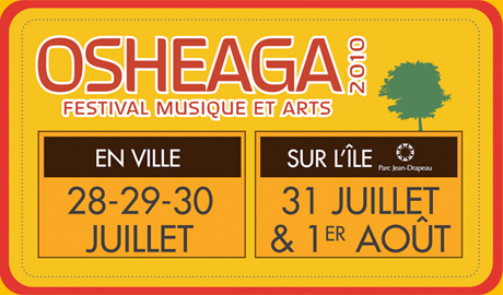 Osheaga, Of Montreal, Jon Spencer Blues Explosion and You Say Party Lead This Week's Can't Miss Concerts