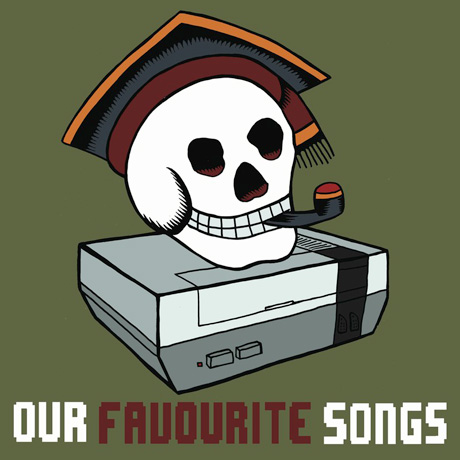 Various <i>Our Favourite Songs</i> (covers compilation)