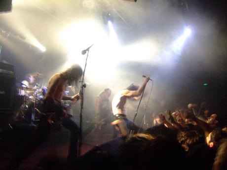 Overkill Live at Wacken Open Air 2007