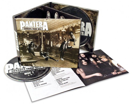 "Pantera ""The Will To Survive"""