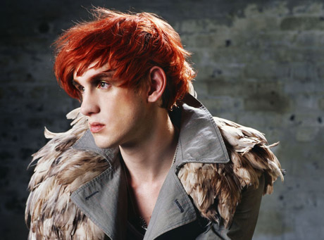 "Patrick Wolf ""Army Dreamers"" (Kate Bush Cover)"