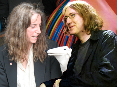 Patti Smith and Kevin Shields Present the Coral Sea