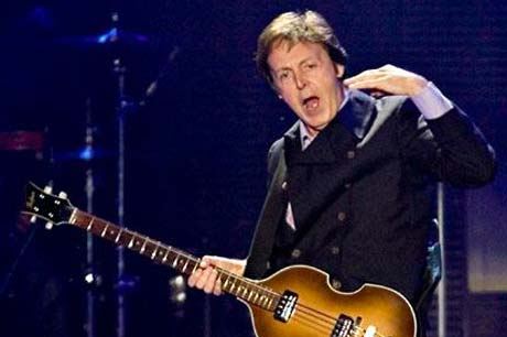 Paul McCartney Quashes Retirement Rumours