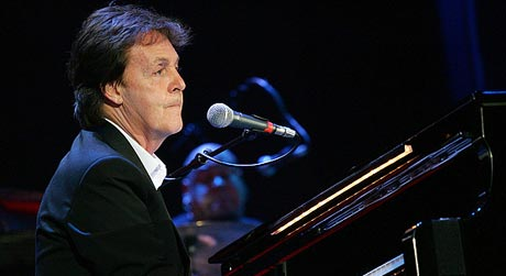 Paul McCartney Memory Almost Full