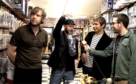 Check in on Peter Bjorn and John on Exclaim! TV