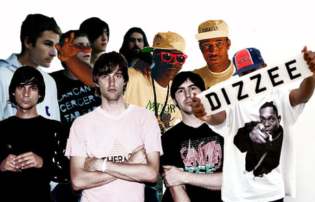 The Hood Internet Public Enemy vs. Health, Dizzee Rascal vs. Cut Copy