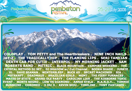 Pemberton Festival Looks to Bring Something Special to Rural BC