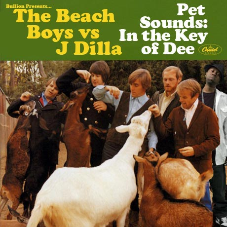 "Bullion ""Pet Sounds: In The Key Of Dee"""