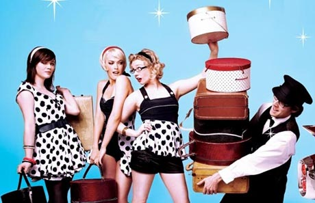 The Pipettes Postpone North American Tour
