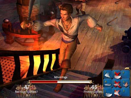 Sid Meier's Pirates! PSP