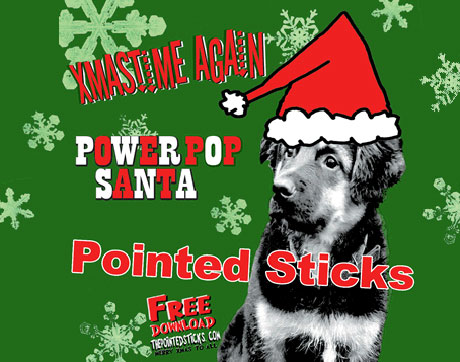 The Pointed Sticks Give Away Christmas MP3s