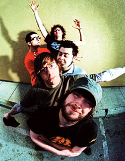 Alexisonfire's Changing Times