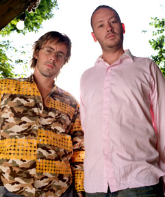 The World Comes Around to <b>Basement Jaxx</b>