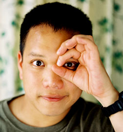 Kid Koala Speaks With His Hands