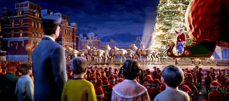 The Polar Express: Presented in 3-D [Blu-Ray] Robert Zemeckis