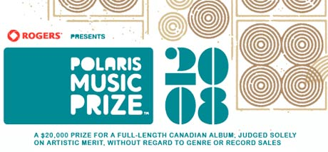 Polaris Music Prize Shortlist Announced