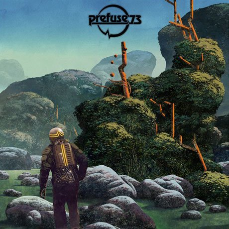 Prefuse 73 Begins Album Trilogy in April