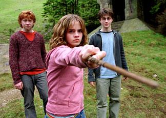 Harry Potter and The Prisoner of Azkaban Alfonso Cuarón