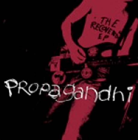Propagandhi Reveal Release Details and Cover Art for Haiti Charity EP