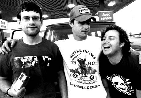 Propagandhi Share Scant Details On New Album
