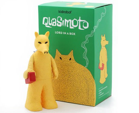 Kid Robot to Release Quasimoto Action Figure