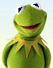 Kermit the Frog The Exclaim! Questionnaire