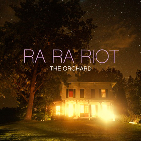 Ra Ra Riot Team Up with Arts & Crafts for <i>The Orchard</i>'s Canadian Release, Prep Massive North American Tour