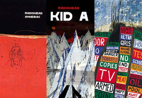 Three More Radiohead Reissues to Hit Shelves in August