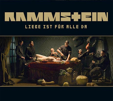 Rammstein Win Court Case to Display Controversial Album Once More