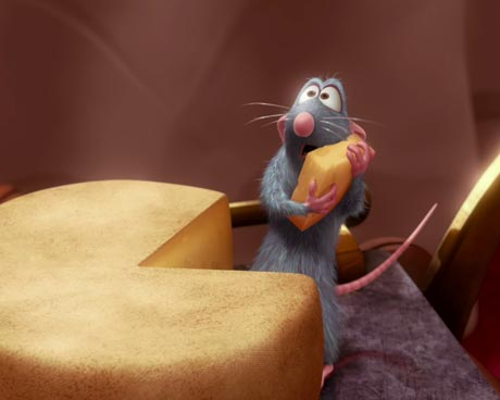 Ratatouille Brad Bird