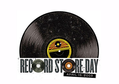 Record Store Day 2009 Is Announced