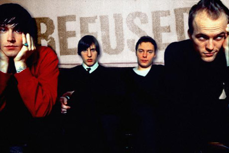 Refused's Dennis Lyxzén Looks Back on <i>The Shape of Punk to Come</i>