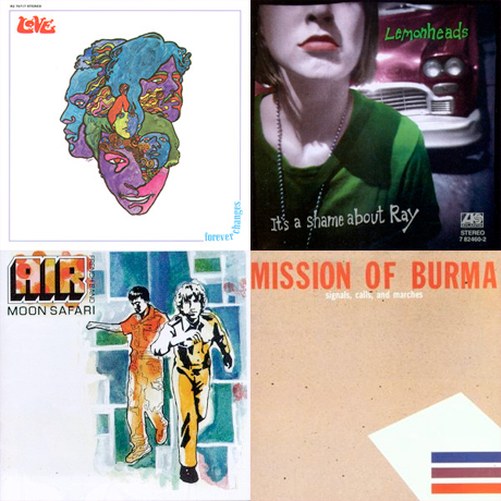 Love, Lemonheads, Air and Mission of Burma Reissues On the Way