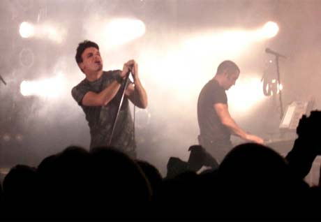 Nine Inch Nails Release High-Def Footage of Final Tour