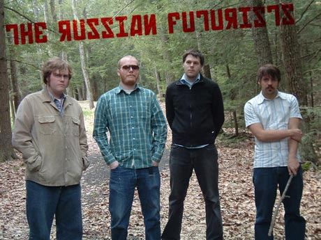 "Exclusive Listen: The Russian Futurists' ""Let's Get Ready to Crumble"""
