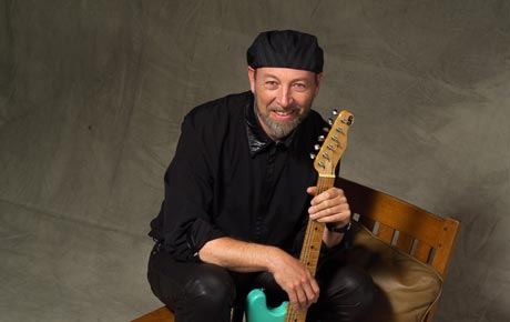 Richard Thompson Sweet Warrior