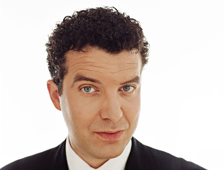 Rick Mercer The Exclaim! Questionnaire