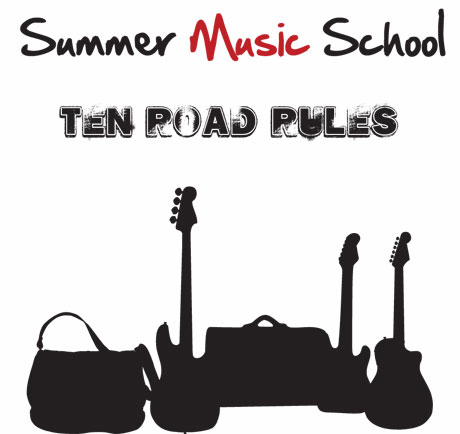 Music Summer School Road Rules