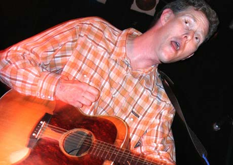 Robbie Fulks / Bob Egan / Paul Bellows Sidetrack Café, Edmonton, AB - July 27, 2006
