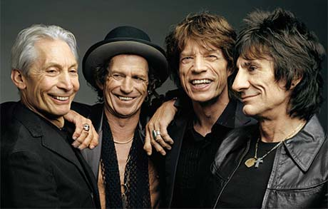 Rolling Stones Deny Departure of Charlie Watts; Keith Richards Reveals Collaboration with Jack White, Confirms New Stones Record