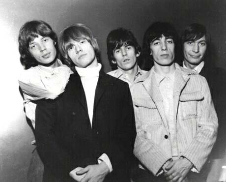 The Rolling Stones: Charlie Is My Darling Peter Whitehead