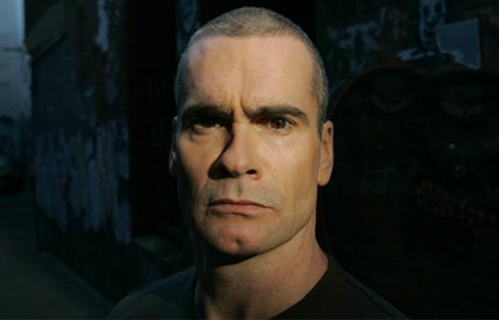 Henry Rollins Swings by Canada on World Tour