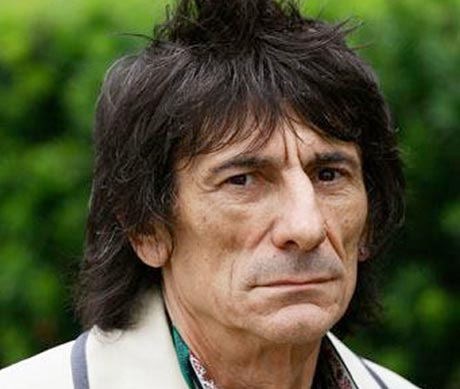 Rolling Stones' Ron Wood Arrested over Alleged Domestic Assault