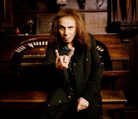 Ronnie James Dio To Release Autobiography