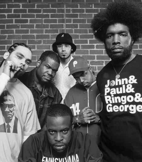 "The Roots feat. Erykah Badu ""I Wanna Be Where You Are"""
