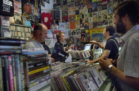 EMI Slammed for Allegedly Abandoning Independent Record Stores to Cut Costs