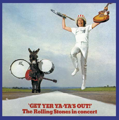 Rolling Stones to Reissue <i>Get Yer Ya-Ya's Out</i> as CD/DVD Box Set