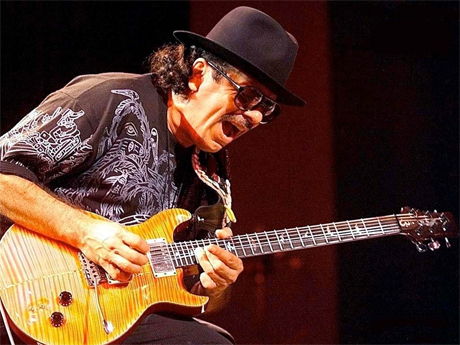 Santana Taps Nas, Chris Cornell for New Album