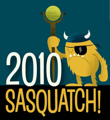 Sasquatch! Festival Ropes in Pavement, Vampire Weekend, LCD Soundsystem, the National, MGMT and More for 2010 Edition